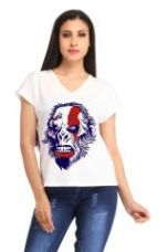Snoby Digital Printed T-shirt (svpfwt_110) for Rs. 349