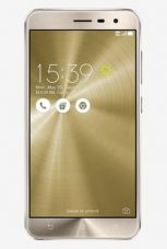 Asus ZenFone 3 ZE552KL 64 GB (Gold) 4 GB RAM, Dual SIM 4G for Rs. 16095