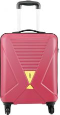 Buy Safari XCROSS ANTISCRATCH 55 Cabin Luggage - 21.65 inch  (Red) for Rs. 4,699