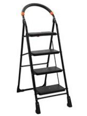 Buy SWK Sanitaryware Folding Ladders With Wide Steps-L for Rs. 2,760