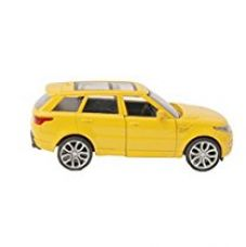 Toyhouse 1:32 DIE-CAST Pull Back Car For Children Yellow for Rs. 173