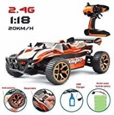 Toys Bhoomi RC Racing Car Electric Buggy with Pistol grip remote control for Rs. 3,499
