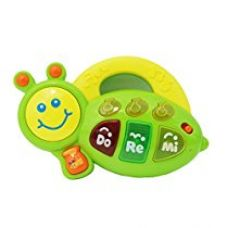 Toyhouse Toddler Happy Bee, Green Green for Rs. 226
