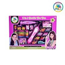 Smiles Creation™ Large Fashion hair beader with instruction book toys for kids for Rs. 749