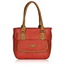 Buy Fantosy Women handbag (Peach, FNB-650) from Amazon