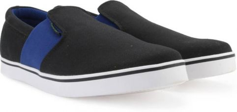 Buy United Colors of Benetton Men Loafers  (Black, Blue) from Flipkart