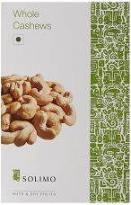 Solimo Premium Cashews, 500g for Rs. 699