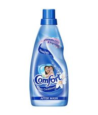 Comfort Morning Fresh Fabric Conditioner Bottle - 800 ml for Rs. 180