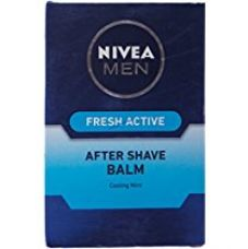 Buy Nivea Men Fresh Active After Shave Balm - 100 ml from Amazon