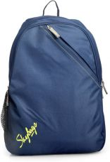 Buy Skybags Brat 4 Backpack  (Blue) from Flipkart