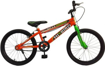 Buy Hi-Bird Swag Swag BMX Cycle  (Orange) from Flipkart