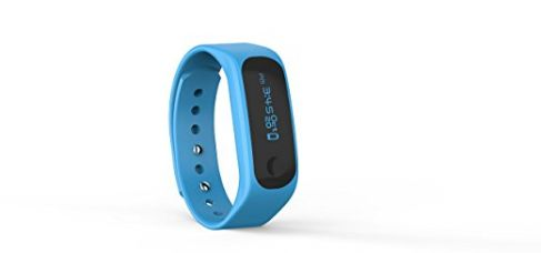 Buy Bello iSport Fitness Band (Blue) from Amazon