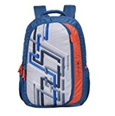 Sonnet Treck-Bs 37 Liter Navy Blue College Bag Casual Backpack for Rs. 999