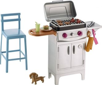 Barbie Barbecue Grill  (Multicolor) for Rs. 547