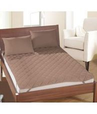 Buy HomeSoul 100% Waterproof Double Bed Brown Poly Cotton Mattress Protector from SnapDeal