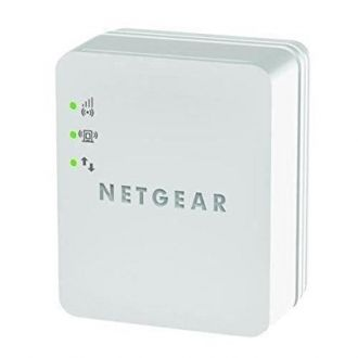 Buy Netgear WN1000RP Wi-Fi Booster for Mobile (White) from Amazon
