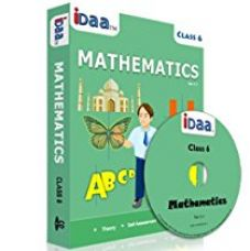 Buy Idaa Class 6 Mathematics Educational CBSE (CD) from Amazon