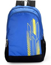 Buy Aristocrat Zing 24 L Backpack  (Blue) from Flipkart