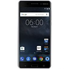 Buy Nokia 6 (Silver, 32GB) from Amazon