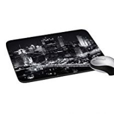 Buy meSleep Anti-Skid Dark City Mouse Pad (7.2x8 inches) from Amazon