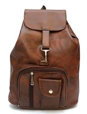 Buy Glory Fashion Women's Stylish Handbag Backpack Tan from Amazon