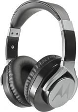 Buy Motorola Pulse Max Headset with Mic  (Black, Over the Ear) from Flipkart