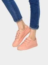 Abof Women Light Pink Sneakers for Rs. 1,295