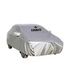 Car Mate Parx Car Body Cover for Maruti New Baleno (Silver) for Rs. 1,720