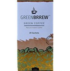 Buy Greenbrrew® Green Coffee for Weight Loss (Decaffeinated & Unroasted) Pack of 3 (Lemon) from Amazon