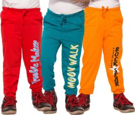 Get 58% off on Maniac Track Pant For Boys  (Multicolor)