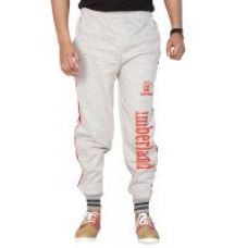 Get 67% off on Swaggy Men's Grey Poly Cotton Trackpants