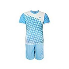 Vector X Football Set (T-Shirt & Short) VFS-ARGENTINA (Blue-White) (S) for Rs. 560