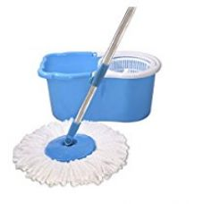 Gala Rhino Spin Mop (Blue) for Rs. 580