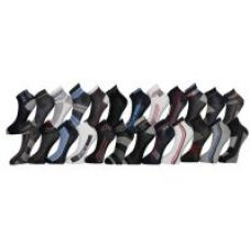 Buy Stylish Sports Ankle Socks 12 Pair from ShopClues