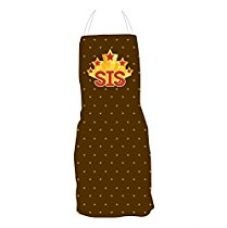 Buy YaYa Cafe 5 Star Sis Apron For Sister from Amazon