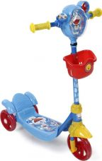 Buy Doraemon Three Wheel Scooter  (Multicolor) for Rs. 850