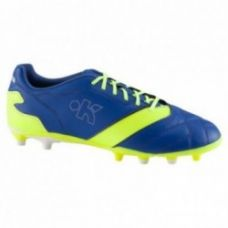 Density 300 FG Adult Firm Ground Football Boots - Blue Yellow for Rs. 1,999