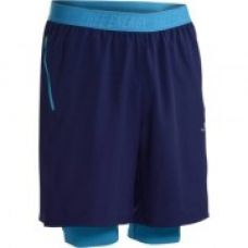 Energy+ Cardio Fitness Shorts - Dark Blue for Rs. 399