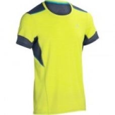 Energy+ Fitness and Cardio T-Shirt - Yellow for Rs. 599