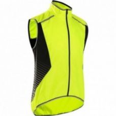Get 25% off on 500 Cycling Gilet - Neon Yellow