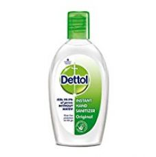 Buy Dettol Instant Hand Sanitizer - 50 ml from Amazon
