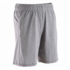 Buy Active Fitness Shorts - Mid Grey for Rs. 299