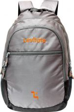 Buy Levitate 14 inch Laptop Backpack  (Grey) from Flipkart