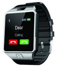 Jm Black Smart Watch with Call Function for Rs. 914