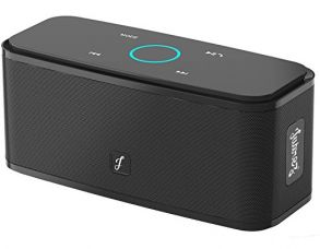 Buy Juârez Acoustics Beast JAB900 Wireless Bluetooth V4.0 Portable Speaker, HD Sound, Touch Control and Bass (Black) from Amazon