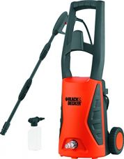 Buy Black & Decker PW1570 120-Bar Pressure Washer (Orange and Black) from Amazon