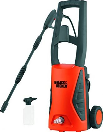 Black & Decker PW1570 120-Bar Pressure Washer (Orange and Black) for Rs. 10,179