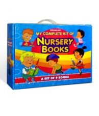 My Complete Kit Of Nursery Books- A Set Of 9 Books for Rs. 955