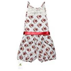 Buy HomeStrp Baby Girl Floral Romper Jumpsuit - 2 To 3 Years from Amazon