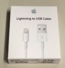 8 Pin Lightning to USB Data Charging Cable For Apple iPhone 5 5C 5S 6 6+ for Rs. 229